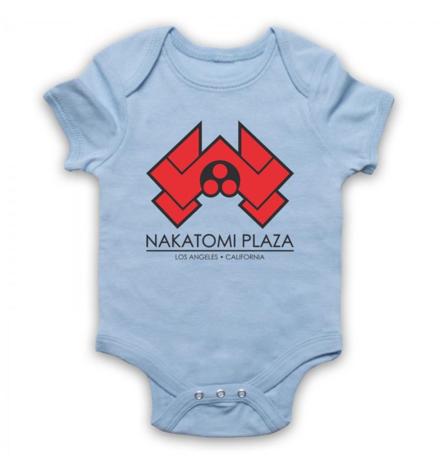 Die Hard Nakatomi Plaza Kids Clothing