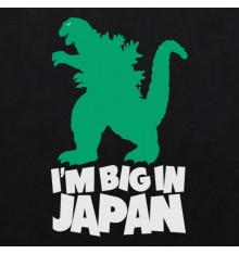 Godzilla Big In Japan Mens Clothing