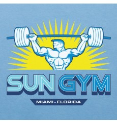 Pain And Gain Sun Gym Mens Clothing