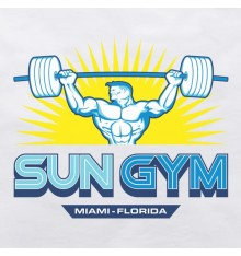 Pain And Gain Sun Gym Kids Clothing