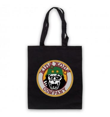 Taxi Driver King Kong Company Tote Bag