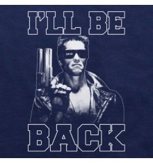 Terminator I'll Be Back Kids Clothing