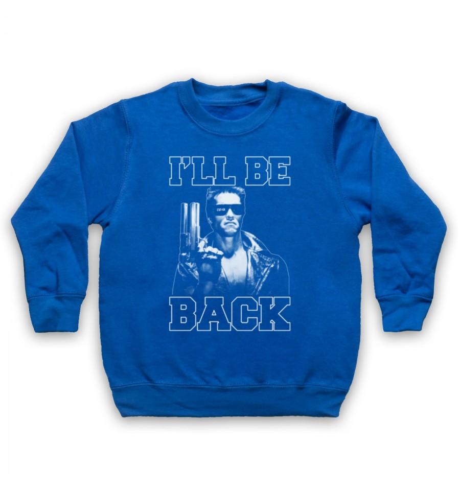 I Ll Be Back Одежда
