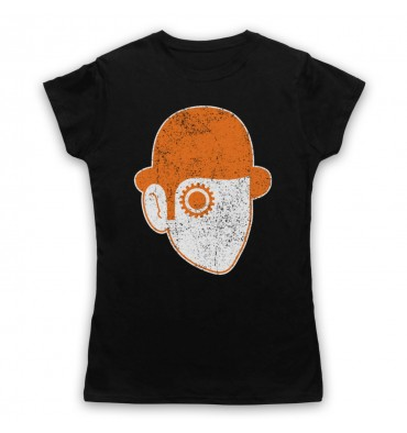 Clockwork Orange Droog Face Womens Clothing