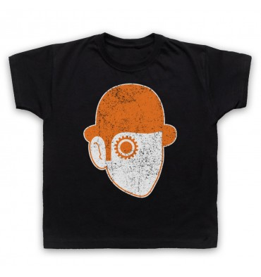 Clockwork Orange Droog Face Kids Clothing