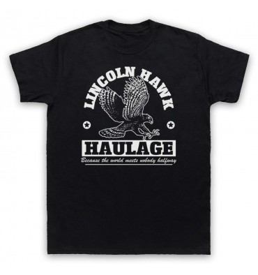Over The Top Lincoln Hawk Haulage Sylvester Stallone Mens Clothing