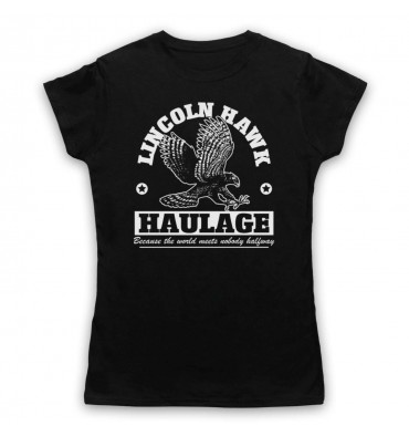 Over The Top Lincoln Hawk Haulage Sylvester Stallone Womens Clothing