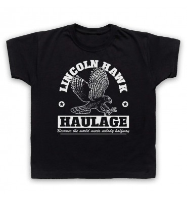 Over The Top Lincoln Hawk Haulage Sylvester Stallone Kids Clothing