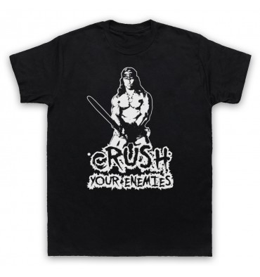 Conan The Barbarian Crush Your Enemies Mens Clothing
