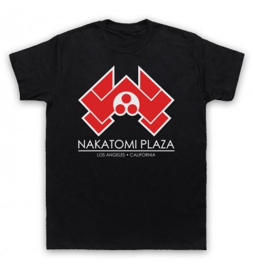 Die Hard Nakatomi Plaza Mens Clothing
