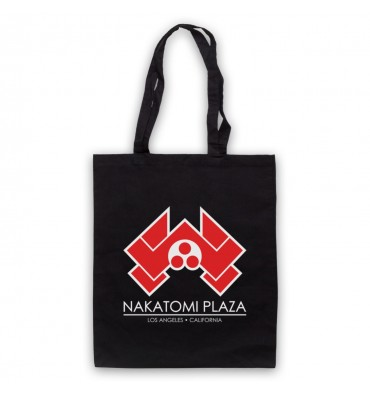Die Hard Nakatomi Plaza Tote Bag
