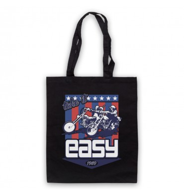 Easy Rider Take It Easy Tote Bag