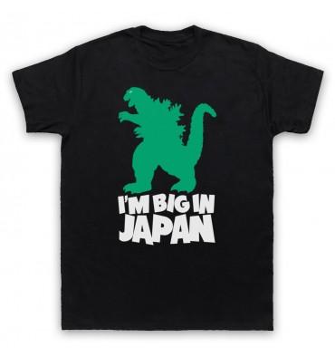 Godzilla Big In Japan Mens Clothing