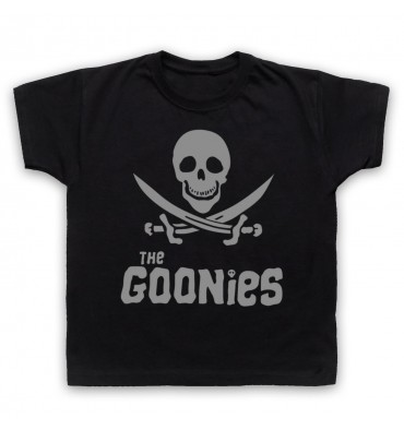 Goonies Logo Kids Clothing