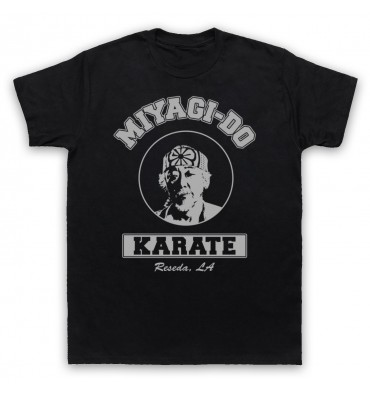 Karate Kid Mr Miyagi Mens Clothing
