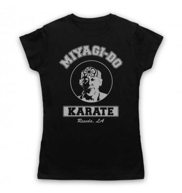 Karate Kid Mr Miyagi Womens Clothing