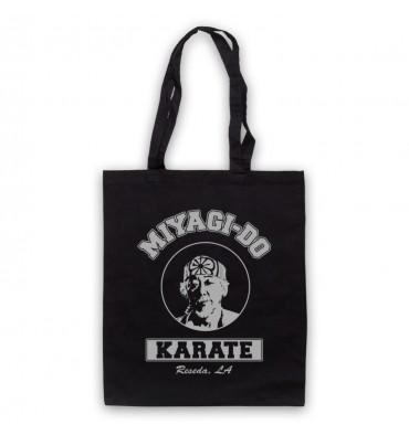 Karate Kid Mr Miyagi Tote Bag
