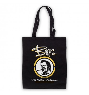 Back To The Future Biff Co Tote Bag