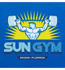 Pain And Gain Sun Gym Womens Clothing
