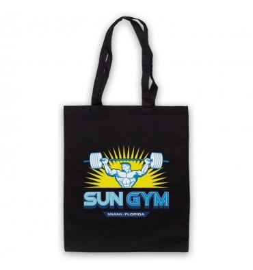 Pain And Gain Sun Gym Tote Bag