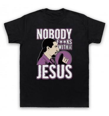 Big Lebowski Nobody Fucks With The Jesus Mens Clothing