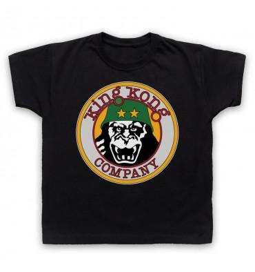 Taxi Driver King Kong Company Kids Clothing